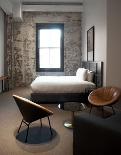Dubbed 'The worlds most Instagrammable Hotel' Sydneys Hotel 1888 in Pyrmont. I flipping love it! Hotel S, Sydney Australia, Bed Room, Best Hotels, Flipping, Restaurants, Sleep, Deco, Places