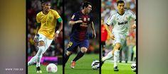 نيمار خارج قائمة أفضل10 لاعبين في أوروبا