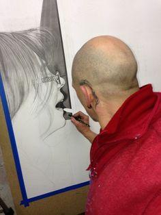Alexandre ABYLA - Trompe-l'oeil - Fresque - Artiste Peintre Genève Suisse