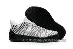 c2f152ac0d3d Cheap Nike Kobe A.D. 12 Zebra Black White Authentic Szt6fW