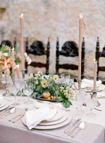 Romantic Mexico Wedding Inspiration Full of Old World Charm | Photos