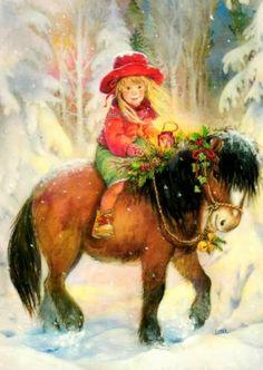 Lisi Martin ~ Christmas ~ / ImpressioniArtistiche
