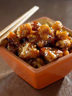 Paleo General Tso Chicken | The Paleo Diet Recipe Cook Book