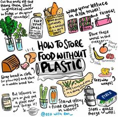 Low waste living Easy hacks to store your food plastic free and give your produce longer life. Live zero waste for low impact on our environment How To Store Potatoes, Reduce Reuse Recycle, How To Recycle, Liver Detox, Liver Cleanse, Cleanse Diet, Plastic Waste, Plastic Recycling, Sustainable Living