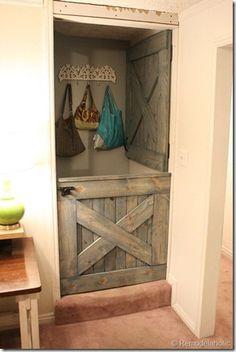 interior dutch door plans