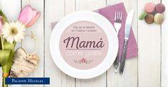 Tenemos el regalo perfecto para el Día de la Madre. Por el consumo de 4 menús de adulto en los restaurantes Celebris y Aragonia, ¡invitamos a tu madre a comer! Válido el 30 de abril.