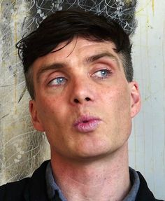 Filed under: How does your face work? · #cillianmurphy (at the 2015 UNESCO Youth Forum in Paris)