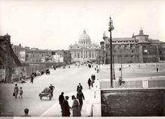 Via della Conciliazione 1936