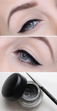 RECENSION – MAC Fluidline Eyeliner   Helen Torsgården – Hiilens sminkblogg: