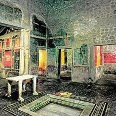 Pompeya abre tres nuevas «domus» con pinturas espectaculares  via @abc_es http://www.abc.es/cultura/20140522/abci-pompeya-mosaicos-vesubio-201405202135.html#.U32pxHpktdM.facebook