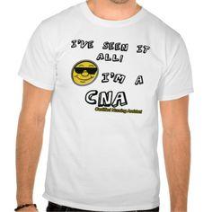 Certified Nursing Assistant Tee T Shirt, Hoodie Sweatshirt