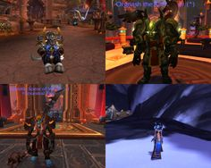 Out Of These 4 Which Transmog  Do You Think Is The Best ???  http://www.videogamingvault.com/  #worldofwarcraft #wow #gaming #gamers #gameplay #pcgame #videogame #transmog