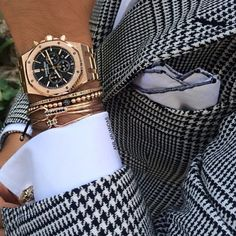 Just Smashing! Repost from @anilarjandas wearing a handsome Tom Ford jacket, Audemars Piguet timepiece, and a few jewels from his exquisite line. #StyleAmbassadors #MensWear #Dapper #MensStyle #SuitUp #Houndstooth #Sartorial #MensFashion #Luxury #Swiss #chriswjoseph #TomFord #AP #AudemarsPiguet