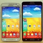 LG G3 Compared to the Rumored Samsung Galaxy Note 4
