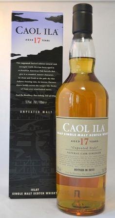 Caol Ila 17 Jahre 55,9%