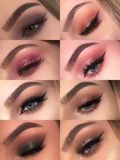 #makeup #makeuplooks #glammakeup #eyeliner #eyebrow #brows #glitter #makeupartist