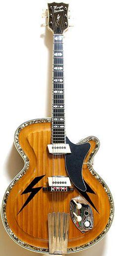 arnold hoyer guitar