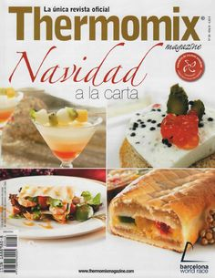 Thermomix Magazine nº Navidad a la carta by argent