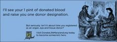Designate as an organ and tissue donor www.donatelifemaryland.org