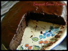Bouquet Garni Recetas: Torta de batatas y chocolate (sin harinas y apta para celíacos).