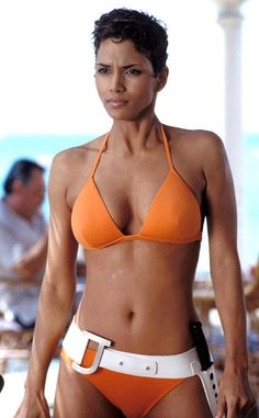 Jinx  Film: Die Another Day  Actress: Halle Berry