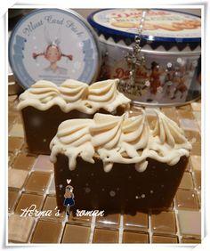 Ice cream handmade soap - fancybt.com