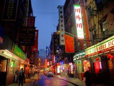 cool Chinatown Ny For PC