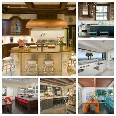 19 kitchen design ideas from top celebrities.