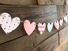 Items similar to Heart garland/Valentine heart banner/Valentines day banner/Vale. Items similar to Heart garland/Valentine heart banner/Valentines day banner/Valentines day decor/Cl Valentines Day Decor Classroom, Valentines Day Decorations, Valentines Day Party, Valentine Day Crafts, Classroom Decor, Heart Decorations, Valentines Day Bulletin Board, Valentinstag Party, Motorhome