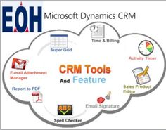 Use Microsoft CRM and sharepoint Software To Increase Sales And Business Growth