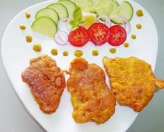 Crunchy fish recipes from north India.