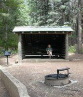 Campgrounds in New Mexico