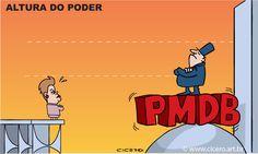 Temer e a bancada manifestam solidariedade a Eduardo Cunha.