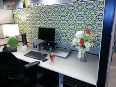 Cube/ Office redecoration complete