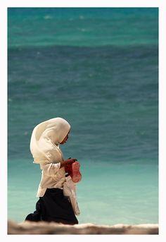"""On the Way""    Nungwi Beach in Zanzibar"