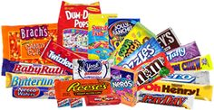 American candies - Google Search
