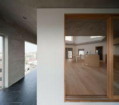 Numabukuro Apartment by Makoto Tanijiri / Suppose Design Office