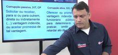 Momento Exame de Ordem | Corrupção Passiva e Ativa | Prof. Marcelo Ferreira