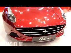 Ferrari California T - 4.0 V8 560hp 755 Nm - YouTube