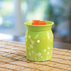 #Scentsy Mid-Size Warmer - Meadow ;)
