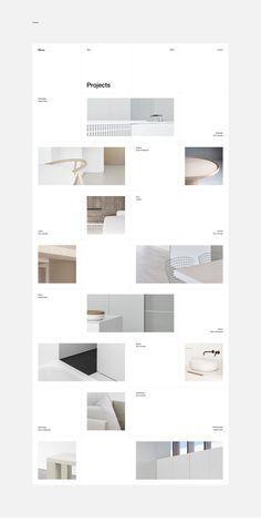 Minus on Behance Website Design Layout, Web Layout, Layout Design, Minimal Web Design, Mise En Page Portfolio, Portfolio Design, Website Design Inspiration, Graphic Design Inspiration, Feeds Instagram