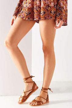 Urge Footwear Xena Gladiator Sandal