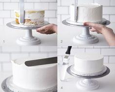 The Basics - Icing Basics from The Cakegirls