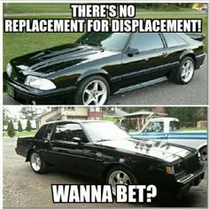 1987 Buick Grand National Meme