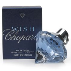 An amazing combination of scents! This Wish Eau de Parfum - Women by Chopard is perfect! Wild Strawberries, Black Currants, Chopard, Orange Blossom, 1 Oz, Flask, Bath And Body, Winter, Perfume Bottles