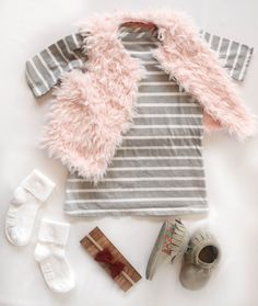 42 Best Ideas For Clothes Baby Winter Toddler Girls Baby Girl Fall Outfits, Winter Baby Clothes, Winter Outfits For Girls, Baby Girl Winter, Baby Girl Fashion, My Baby Girl, Toddler Fashion, Toddler Outfits, Kids Fashion