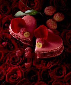 Saint Valentin 2014, les grands sucrés s'enflamment