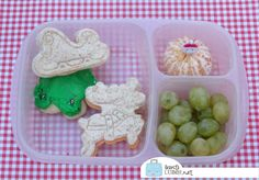 BentoLunch.net - What's for lunch at our house: Reindeer and Sleigh Bento