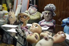 LAIKA to auction 'Coraline,' 'ParaNorman' and 'Boxtrolls' puppets and more