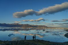Spectacular Jökulsárlón, one of Iceland's most famous sights. Image by Arctic Images / Getty - Provided by Lonely Planet